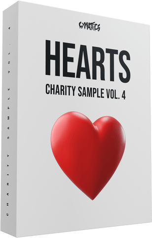 Hearts Vol. 4 Charity Pack
