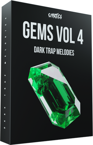 Gems Vol. 4 - Dark Trap Melodies
