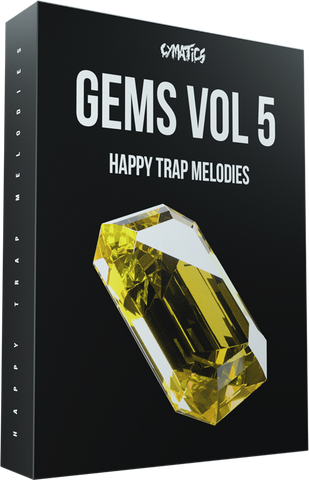 Gems Vol. 5 - Happy Trap Melodies