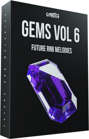 Gems Vol. 6 - Future RNB Melodies