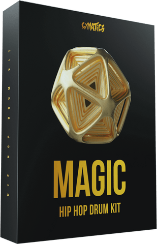 Magic - Hip Hop Drum Kit