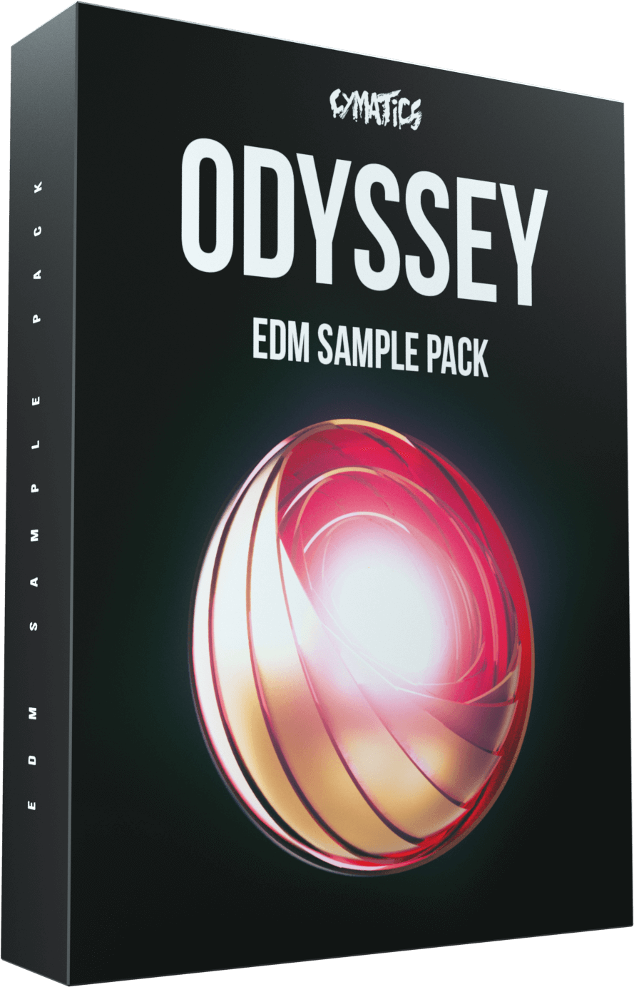 Cymatics Sample Pack Box