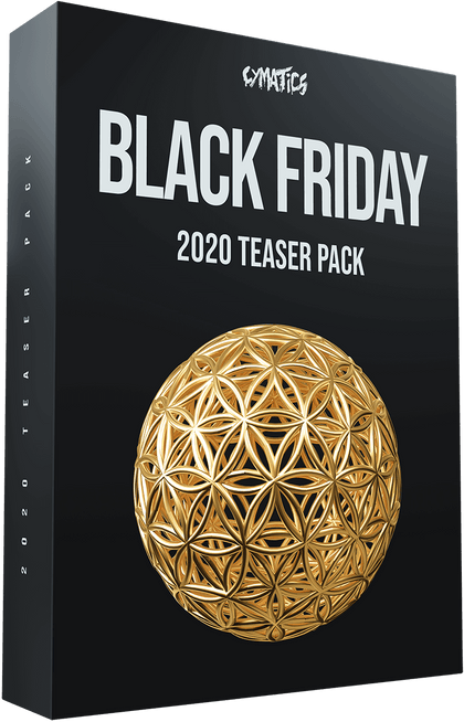 Black Friday 2020 - Teaser Pack