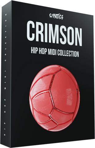 CRIMSON - Hip Hop MIDI