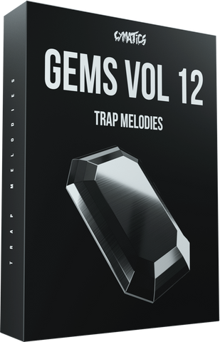 Gems Vol. 12 - Trap Melodies