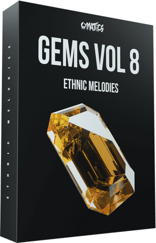 Gems Vol. 8 - Ethnic Melodies