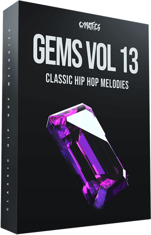 Gems Vol. 13 - Classic Hip Hop Melodies