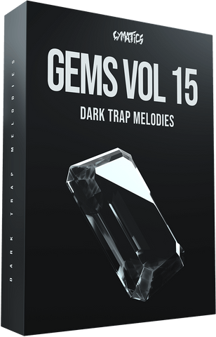 Gems Vol. 15 - Dark Trap Melodies