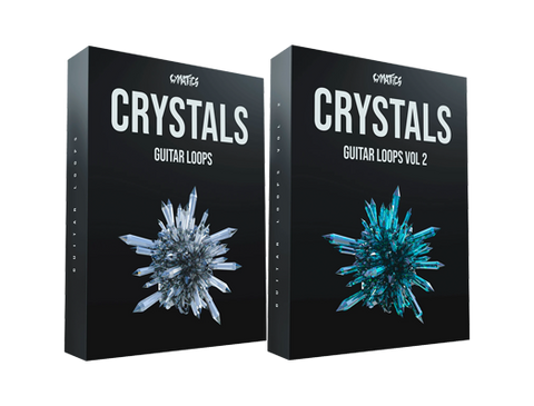 Crystals Vol.1 & Vol. 2