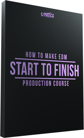 EDM Start To Finish - Production Course