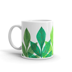 Trio Leaves * Mug