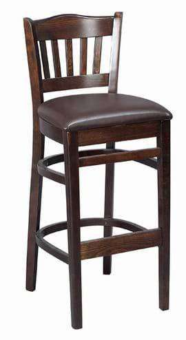 Traditional Wooden High Chair