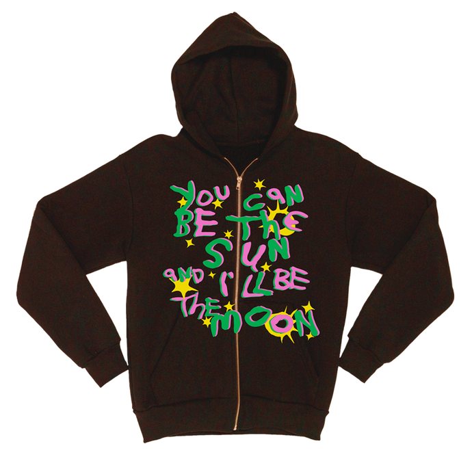 SUN & MOON ZIP UP