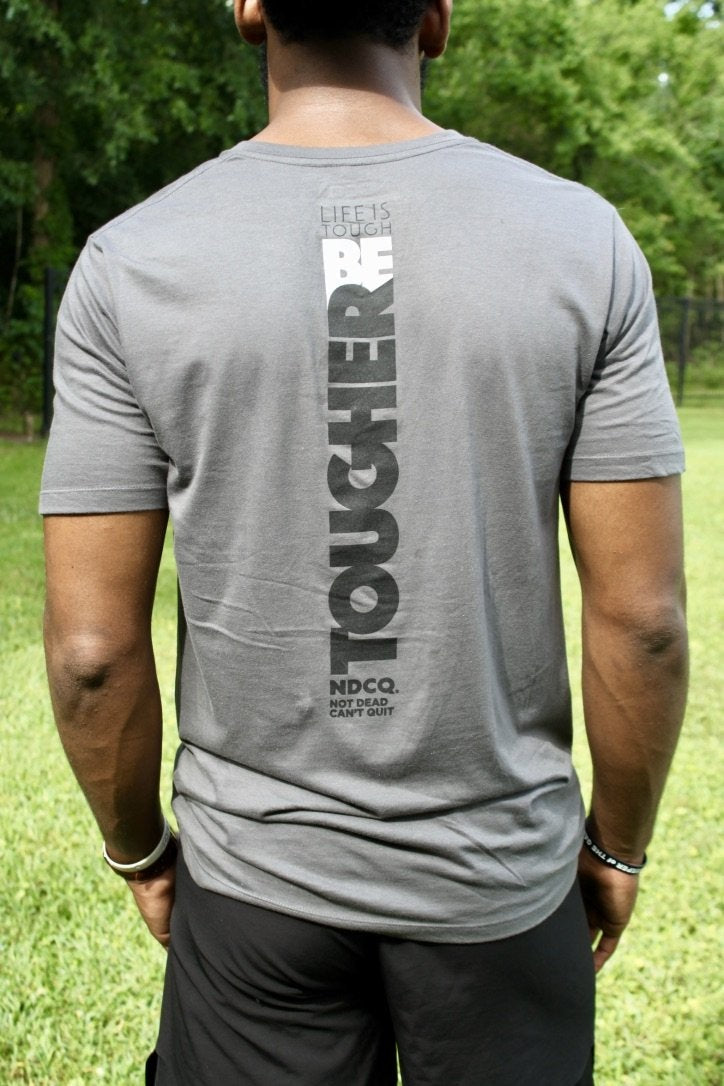 The Original Be Tough V-Neck Tee