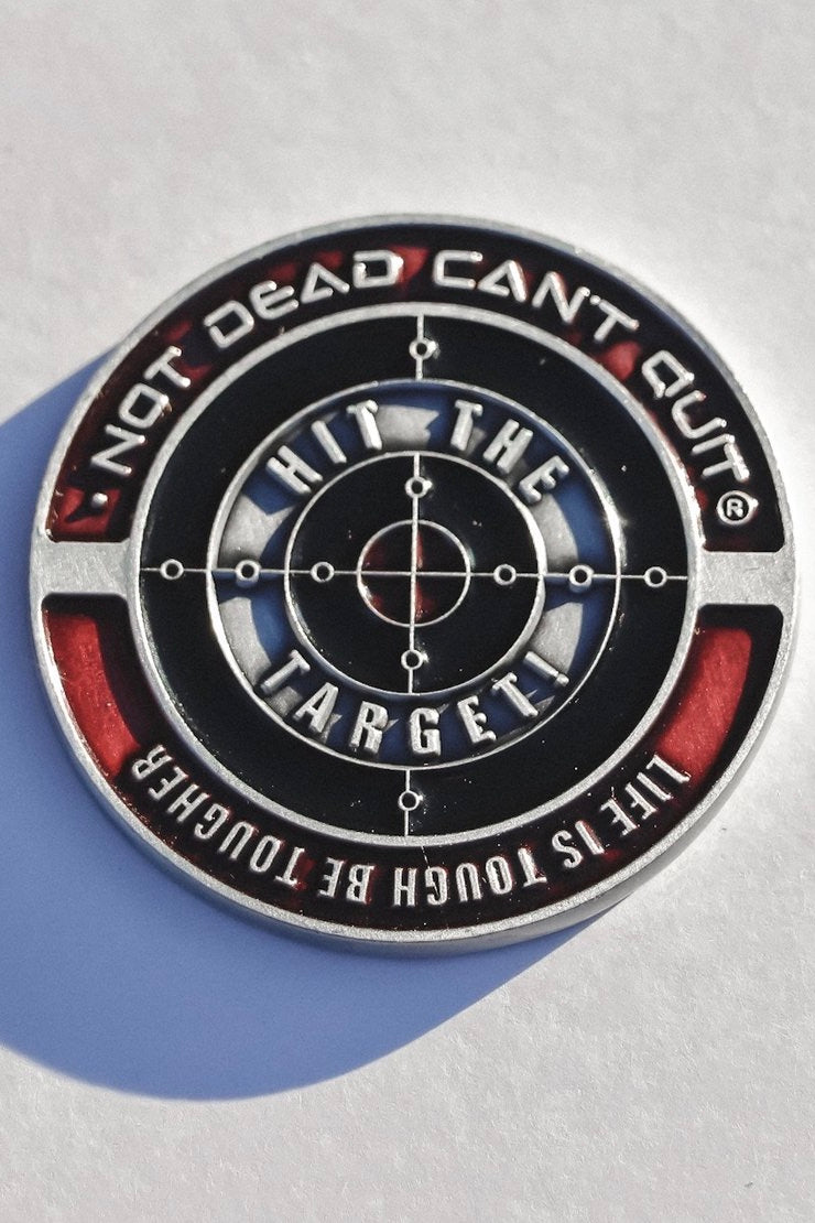 NDCQ Challenge Coin