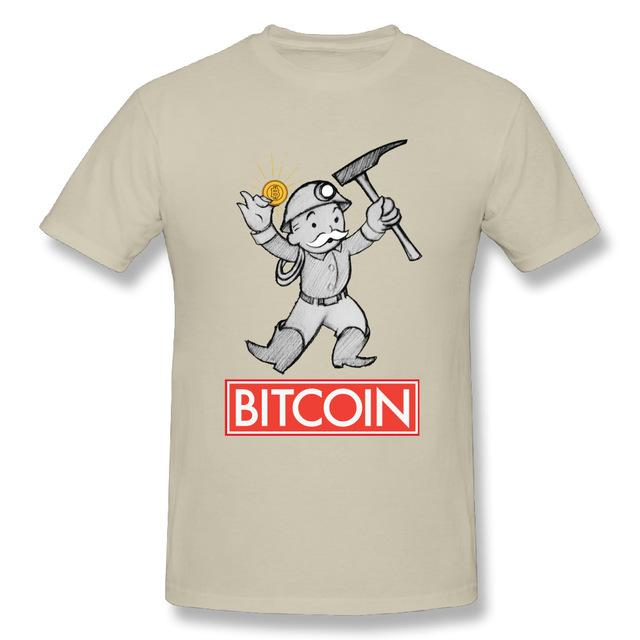 'Bitcoin Monopoly' T-Shirt (Various Colors)-Coindrobe