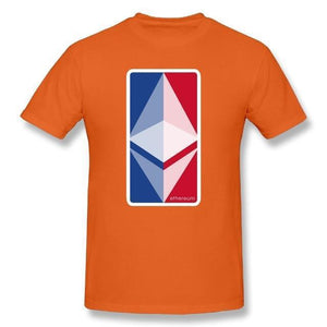 'Ethereum Bagholders' Association' T-Shirt (Various Colors)-Coindrobe