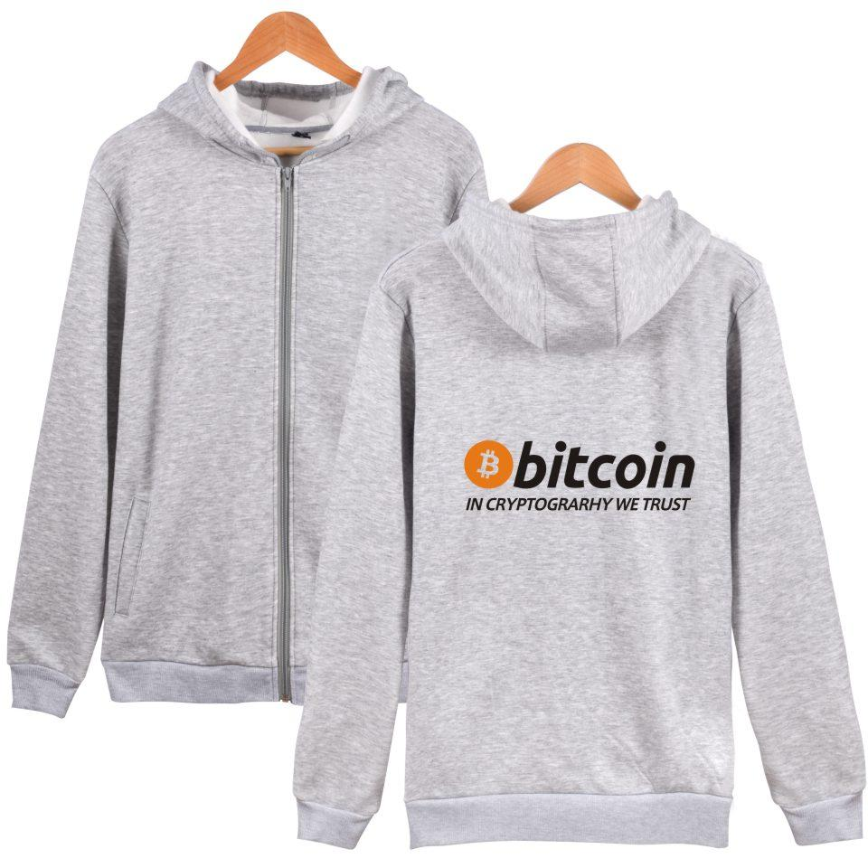 'In Cryptography We Trust' Hoodie (Various Colors)-Coindrobe