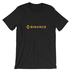 Binance (BNB) T-Shirt (Various Colors)