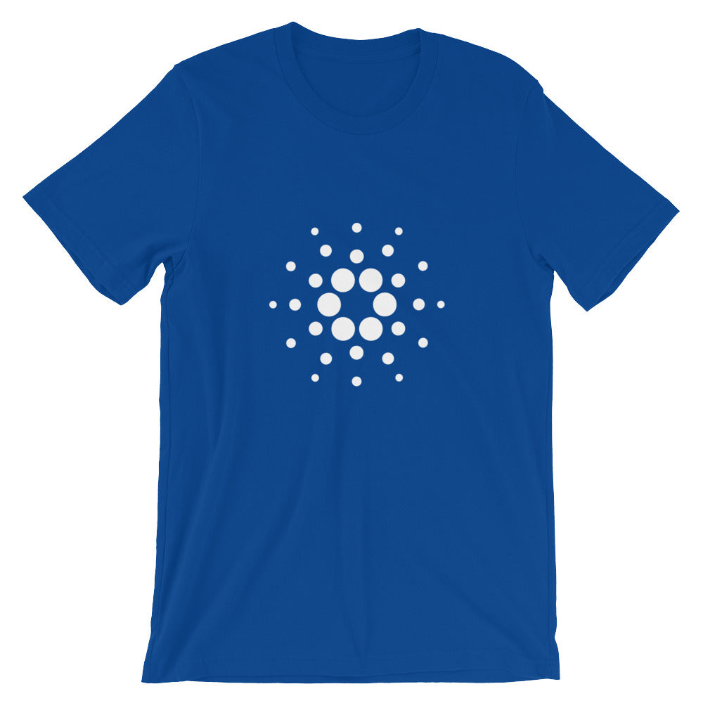 Cardano (ADA) Logo T-Shirt (Various Colors)