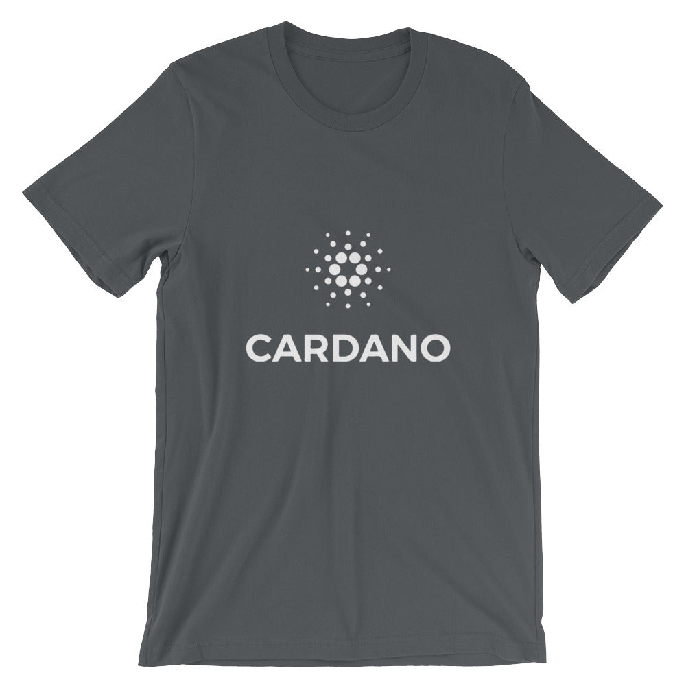 Cardano (ADA) T-Shirt (Various Colors)