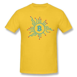 'Bitcoin CPU' T-Shirt (Various Colors)