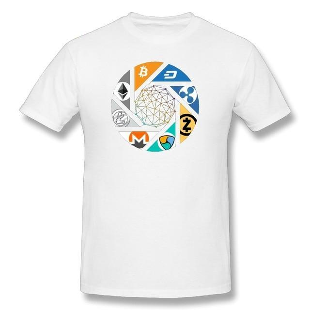 Men's Blockchain T-Shirt (Various Colors)