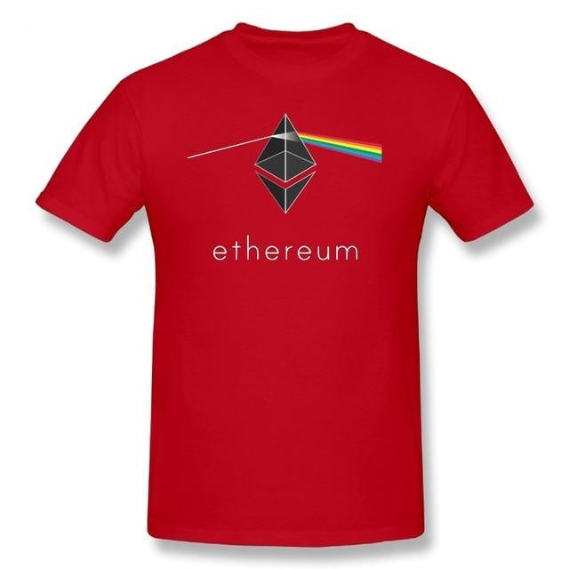 'Ethereum Side of the Moon' T-Shirt (Various Colors)