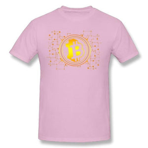 'Bitcoin Network' T-Shirt (Various Colors)