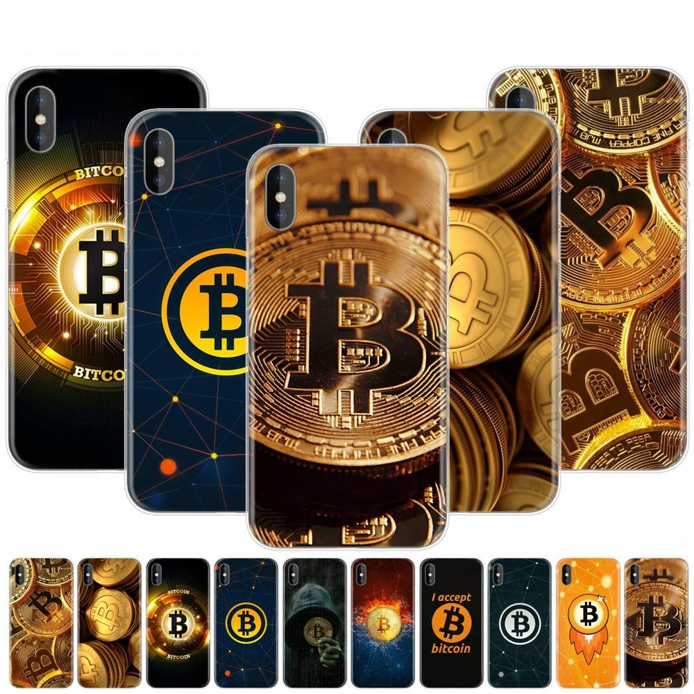 Bitcoin iPhone Cases (Various Styles)