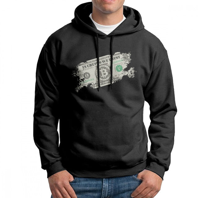 'In Crypto We Trust' Hoodie (Various Colors)