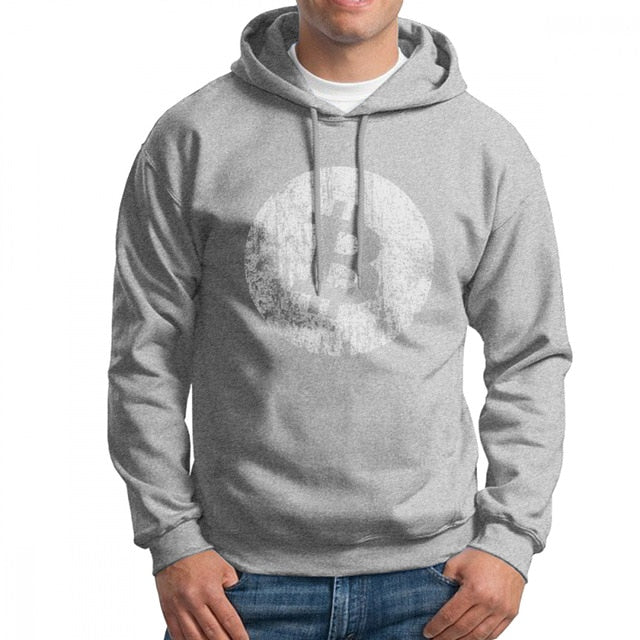 'Bitcoin Moon' Hoodie (Various Colors)