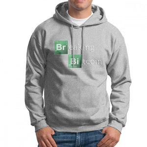 'Breaking Bitcoin' Hoodie *Blue Sky NOT Included* (Various Colors)