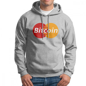 'For Everything Else, There's Bitcoin' Hoodie (Various Colors)