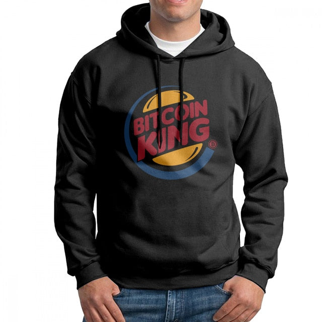 'Bitcoin King' Hoodie (Various Colors)