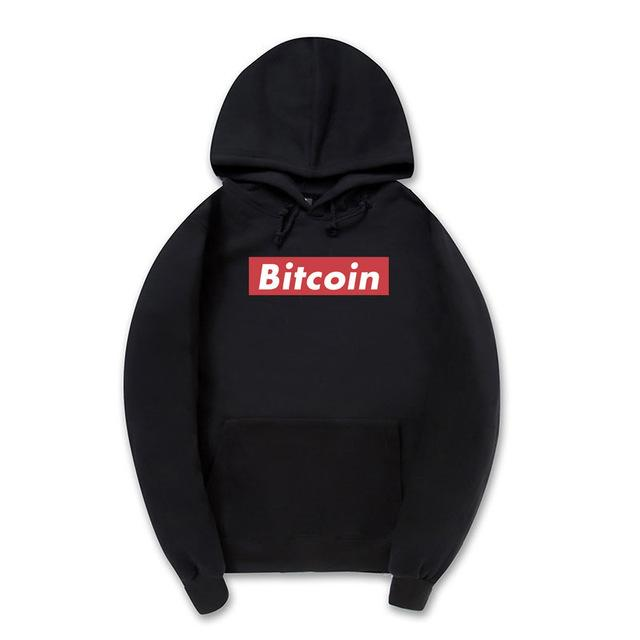 'Supreme Bitcoin' Hoodie (Various Colors)-Coindrobe