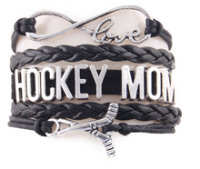 Hockey Mom Bracelet (other colors available)