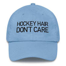 Hockey Hair Dad Hat