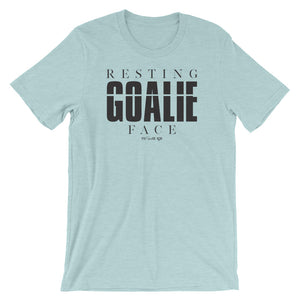Resting Goalie Face (Relaxed Fit)