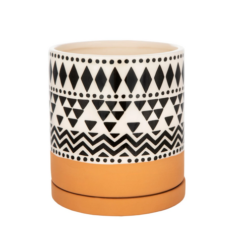 Scandi boho planter at Poppie Snow
