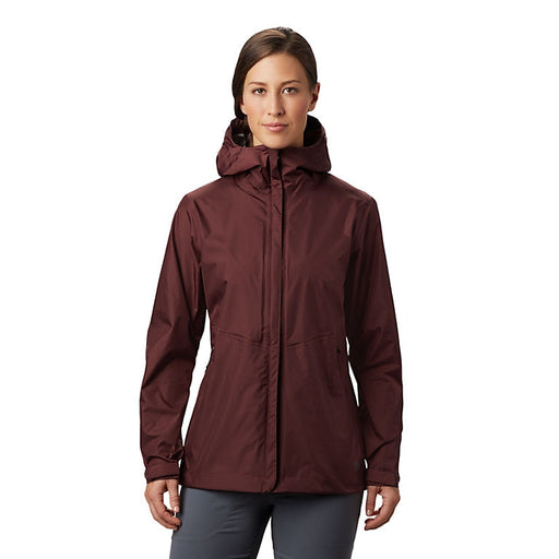 Mountain Hardwear Women's Acadia Jacket Washed Raisin