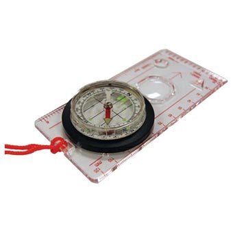 Deluxe Map Compass
