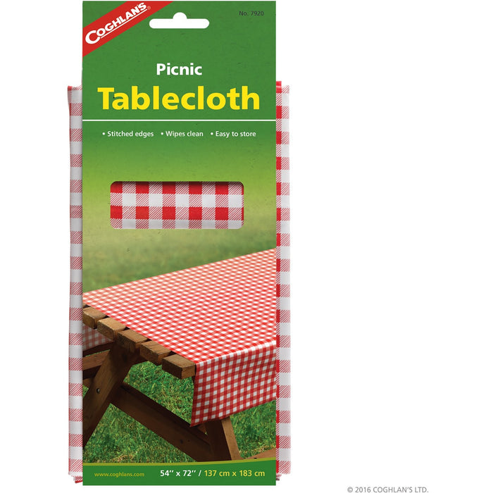 Coghlan's Tablecloth, picnic