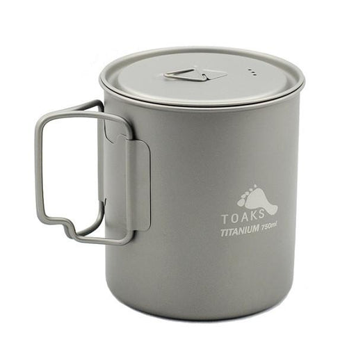 Toaks Titanium 750ml Pot