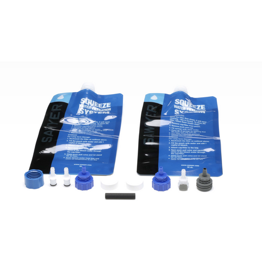 Sawyer Filtration Accessory Pack