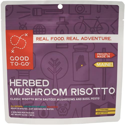 Good To-Go Dehydrated Gourmet Meals