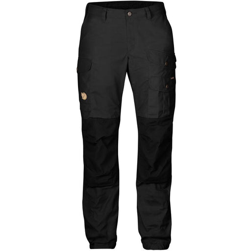 FjallRaven Women's Regular Vidda Pro Trousers Dark Grey