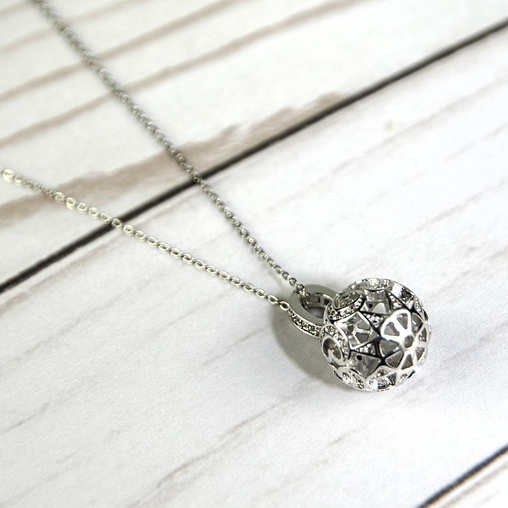Beautiful Stainless Steel Adventure Necklace