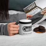 Benn~Burry Matte Black Magic Mug - Benn~Burry