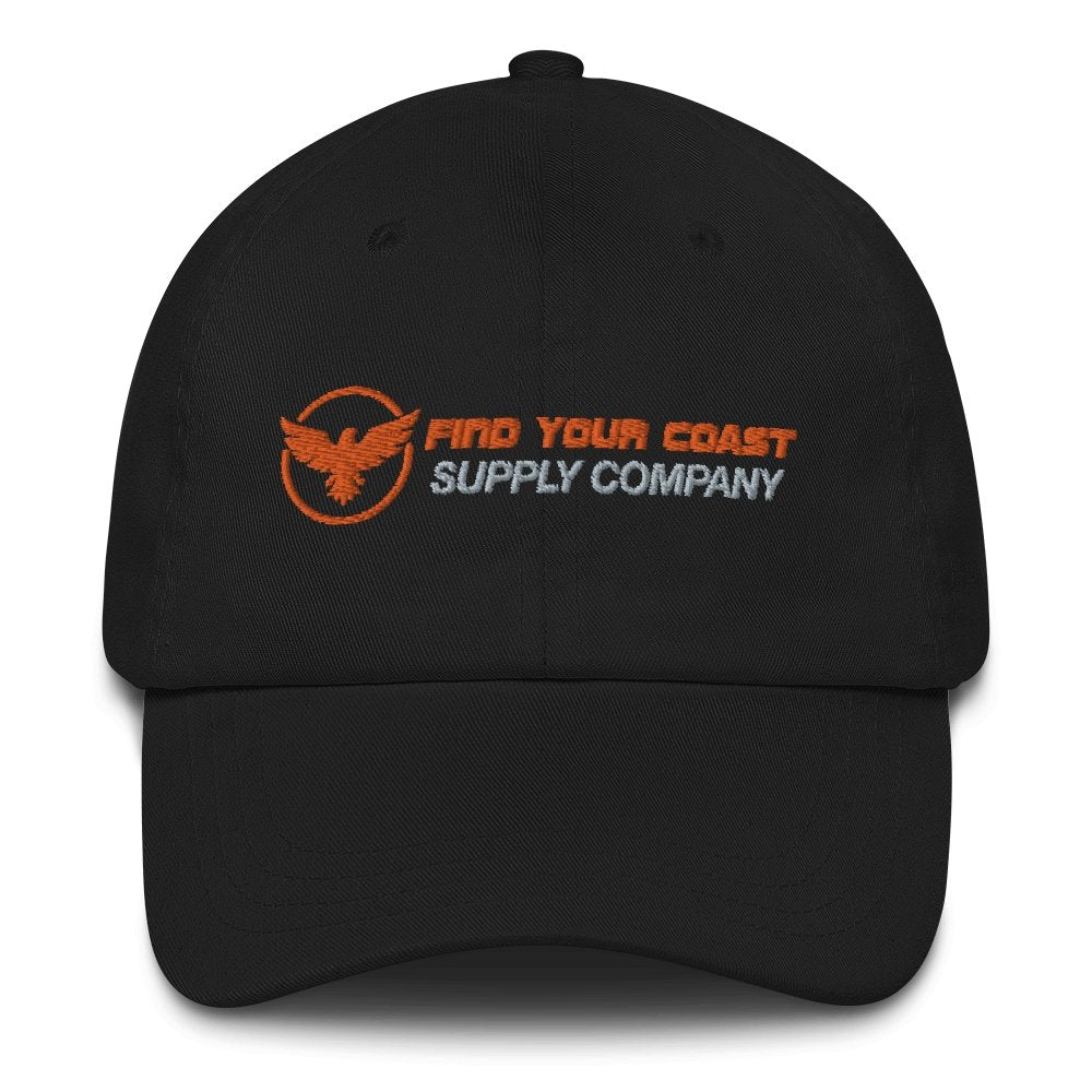 Find-Your-Coast Supply Company Unstructured Baseball Caps